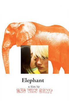 Elephant movie poster.