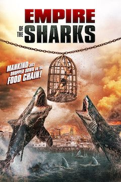 Empire of the Sharks movie poster.