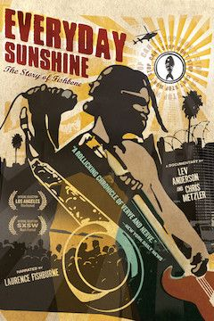 Everyday Sunshine: The Story of Fishbone movie poster.