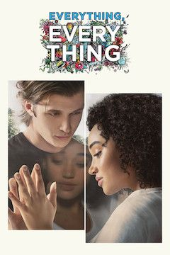 Everything, Everything movie poster.