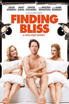 Finding Bliss movie poster.