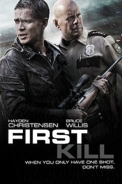 First Kill movie poster.