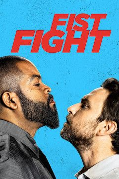 Poster for the movie Fist Fight