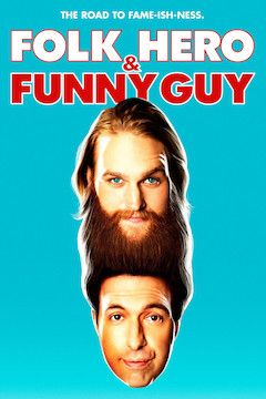 Folk Hero & Funny Guy movie poster.