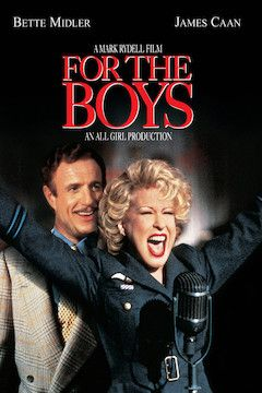 For the Boys movie poster.