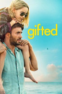 Gifted movie poster.
