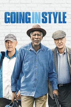 Going in Style movie poster.