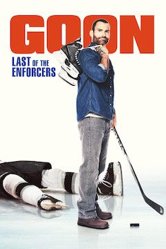 Goon: Last of the Enforcers movie poster.