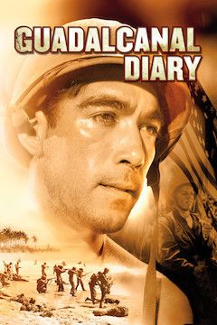 Guadalcanal Diary movie poster.