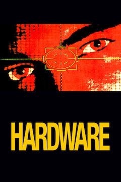 Hardware movie poster.