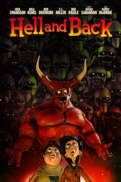 Hell and Back movie poster.
