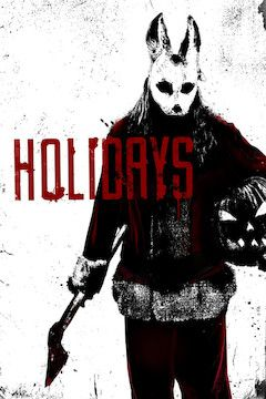 Holidays movie poster.