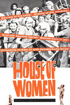 House of Women movie poster.