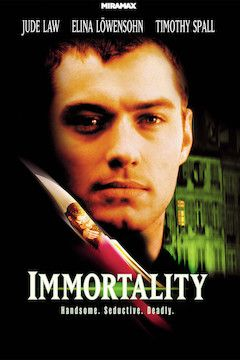 Immortality movie poster.