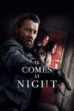 It Comes at Night movie poster.