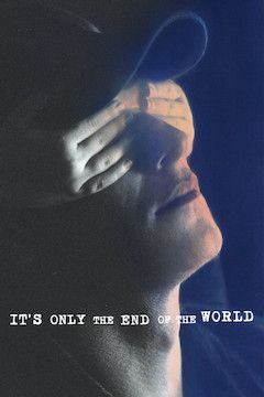 Poster for the movie It's Only the End of the World