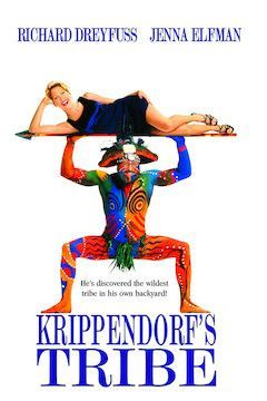 Krippendorf's Tribe movie poster.
