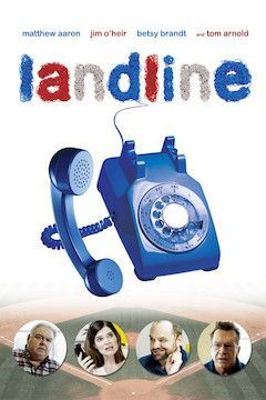 Poster for the movie Landline