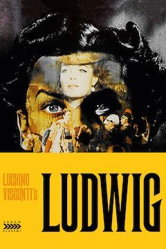 Ludwig movie poster.