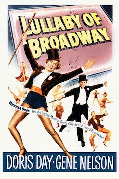 Lullaby of Broadway movie poster.