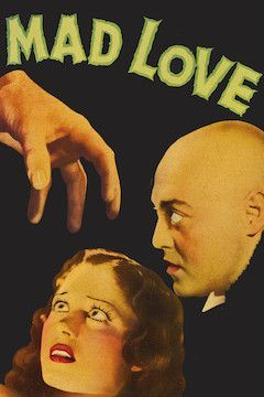 Poster for the movie Mad Love