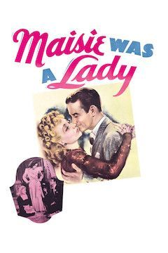 Poster for the movie Maisie Was a Lady