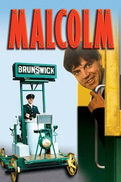 Poster for the movie Malcolm