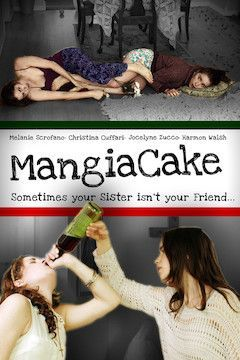 Mangiacake movie poster.