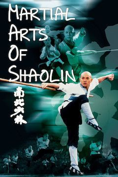 Martial Arts of Shaolin movie poster.