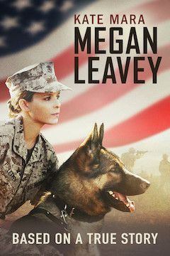 Megan Leavey movie poster.