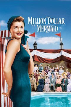 Million Dollar Mermaid movie poster.