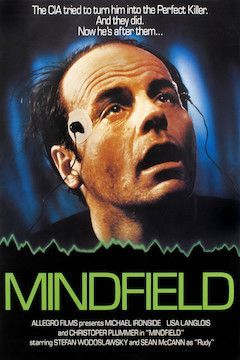 Mindfield movie poster.