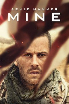 Mine movie poster.