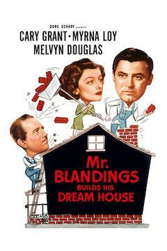Mr. Blandings Builds His Dream House movie poster.