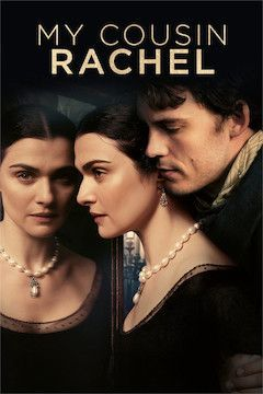 My Cousin Rachel movie poster.