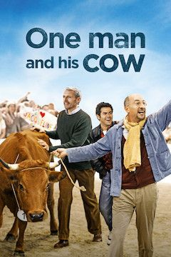 One Man and His Cow movie poster.