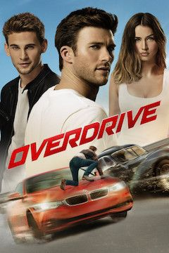 Overdrive movie poster.