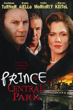 Prince of Central Park movie poster.