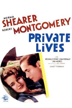 Private Lives movie poster.
