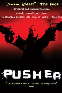 Pusher movie poster.