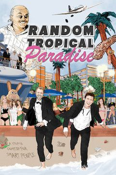 Random Tropical Paradise movie poster.