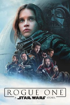 Rogue One movie poster.