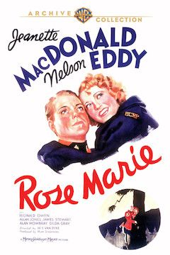 Rose Marie movie poster.