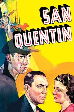 San Quentin movie poster.