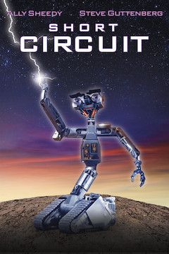 Short Circuit movie poster.
