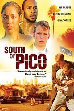 South of Pico movie poster.