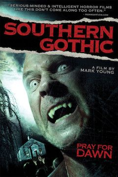 Southern Gothic movie poster.