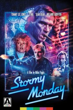 Stormy Monday movie poster.