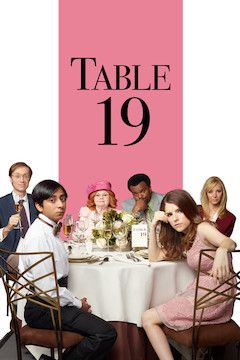 Poster for the movie Table 19