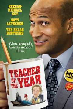 Teacher of the Year movie poster.